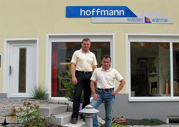 Heizung Sanitär Hoffmann Bogen